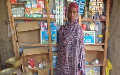 Cash for work activity changed Khadija's Life