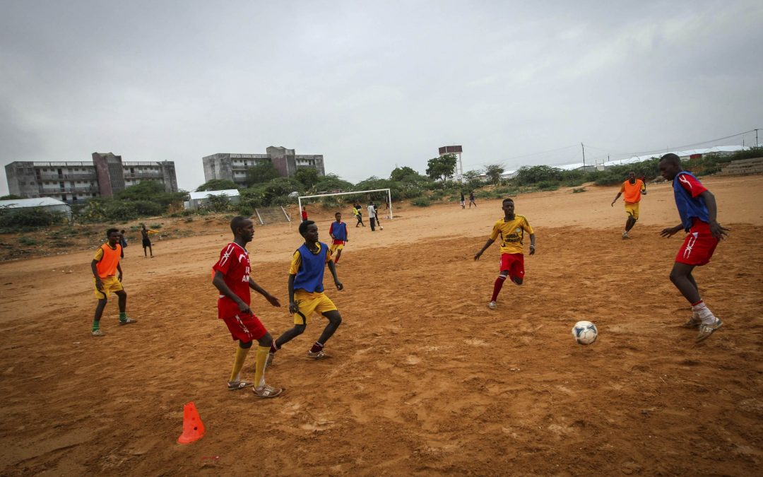 Youth Friendship Football play initiatives